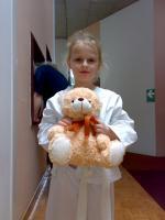 nejmladší závodnice :-)))