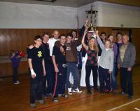 zasloužené vítězství - pohár pro nejlepší tým je náš