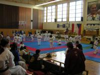 před soutěží